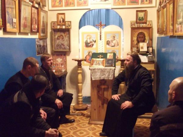 В ИК-4 состоялась встреча в рамках недели межрелигиозного диалога
