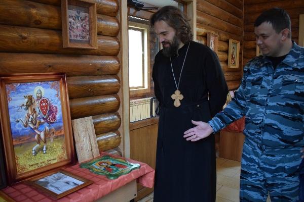 Работы осужденных исправительных учреждений Брянской области приняли участие в региональном этапе конкурса православной иконописи «Канон»