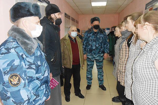 СИЗО-1 посетили протоиерей Александр Хомяков и имам Алим Султанов