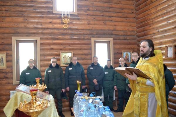 Праздничное богослужение состоялось в храме Брянской ВК