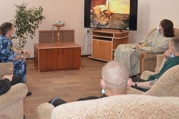 Протоиерей Александр Хомяков и психологи ИК-2 побеседовали с осужденными о пагубном влиянии наркотических средств и алкоголя